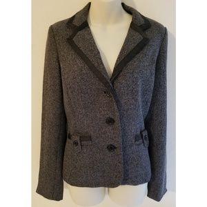 NY collection medium womens blazer